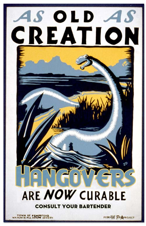 As Old As Creation Hangovers