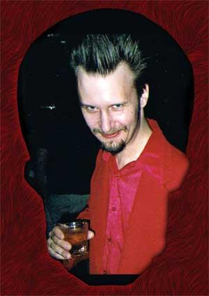The Voodoo Organist - Exotic Demonic Blues