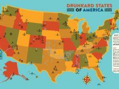 Drunkard States of America