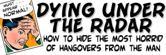 dying under the radar