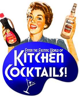 Kitchen Cocktails