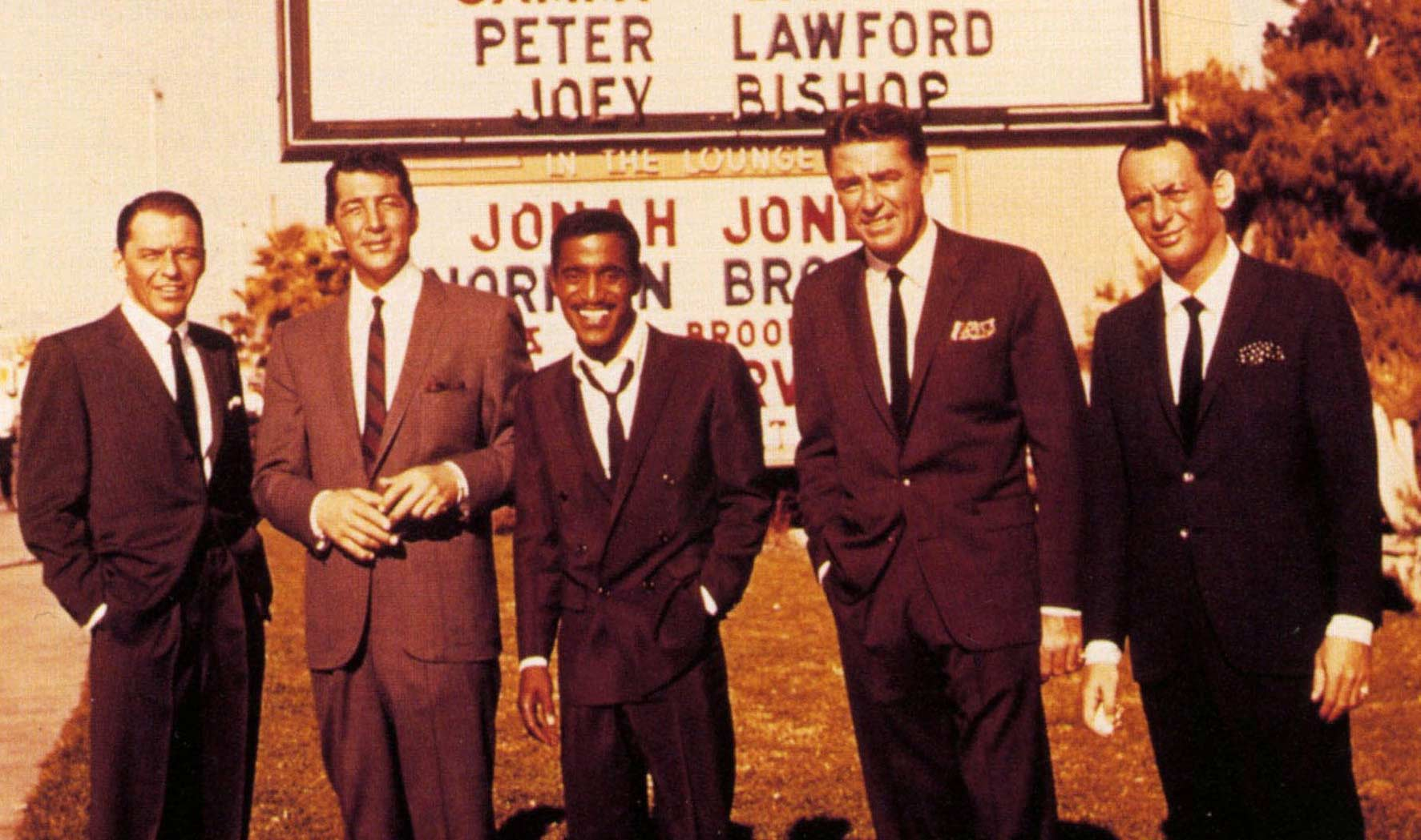 The Rat Pack - Boys Night Out